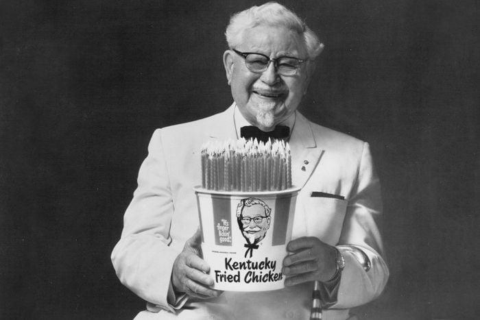 Povesti de succes - Harland Sanders