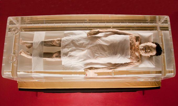 Xin Zhui - mumie 1