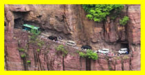 cel mai periculos tunel din lume - cover