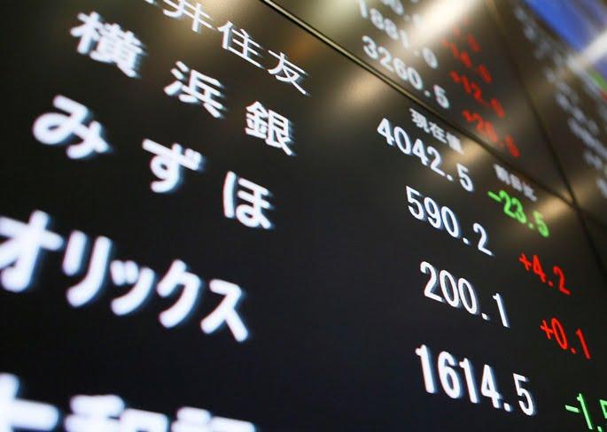 Bursa din Tokio