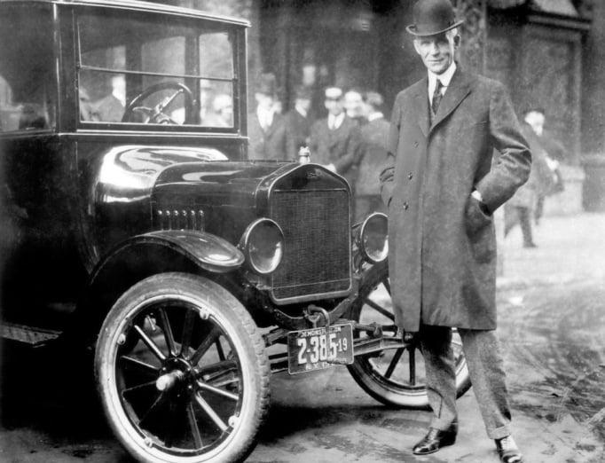 Cei mai bogati oameni din lume - Henry Ford