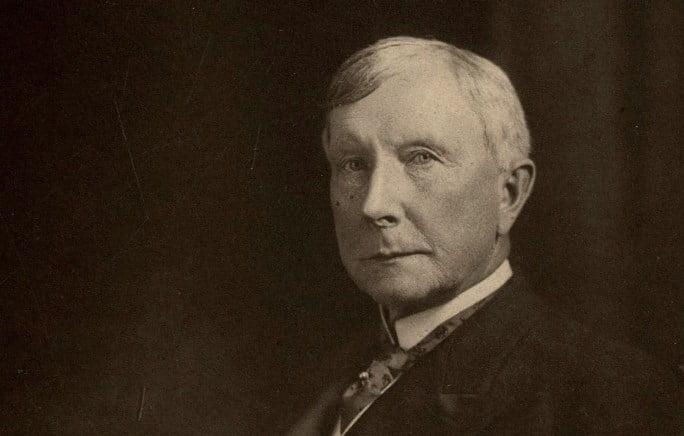 Cei mai bogati oameni din lume - John D Rockefeller