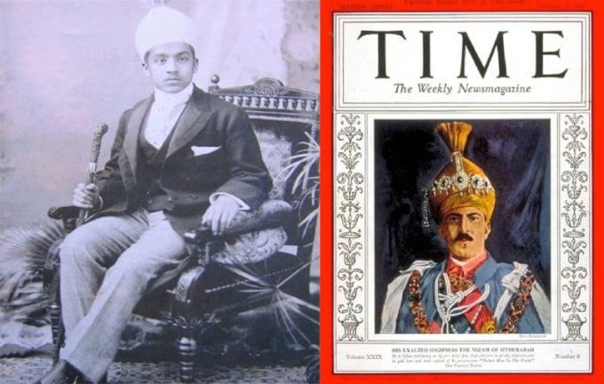 Cei mai bogati oameni din lume - Osman Khan