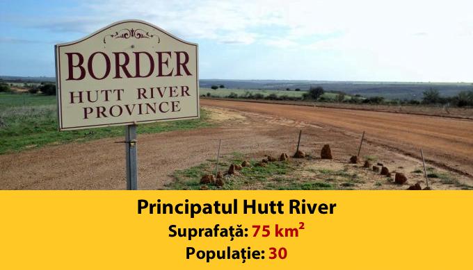 Cele mai mici tari din lume - Principatul Hutt River