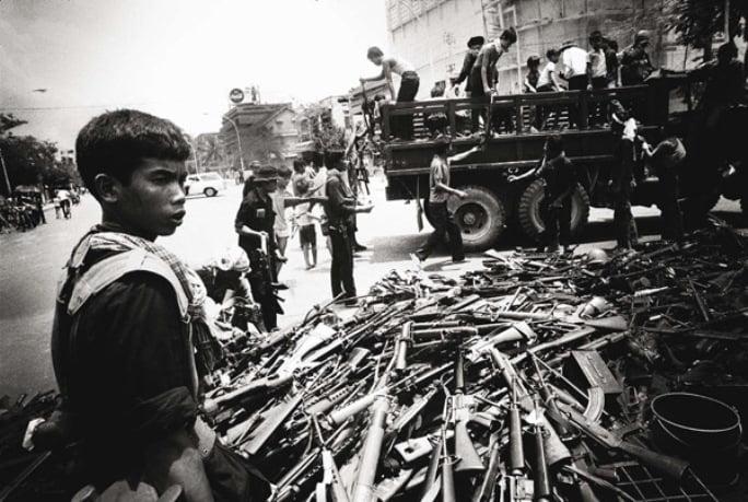 Evenimente tragice - Cambodgia