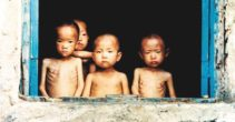 Evenimente tragice - Foametea din Coreea de Nord