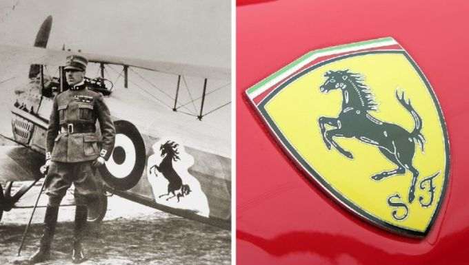 Logouri celebre - Ferrari