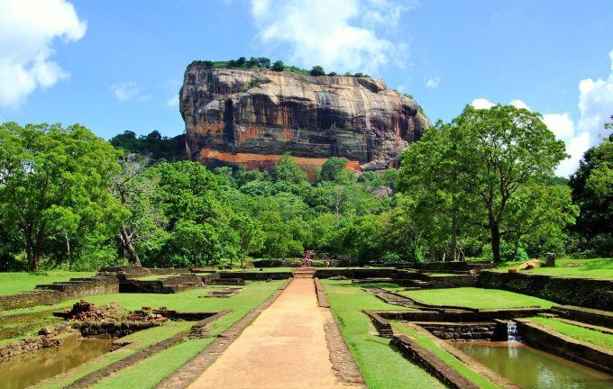 Orase disparute - Sigiriya 2