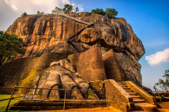 Orase disparute - Sigiriya
