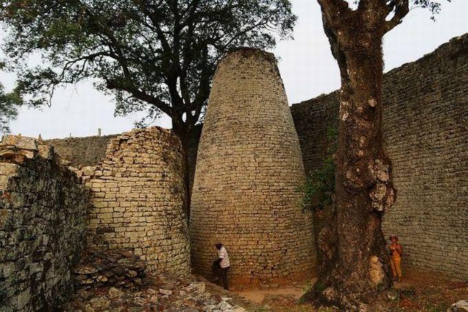 Orase disparute - Zimbabwe