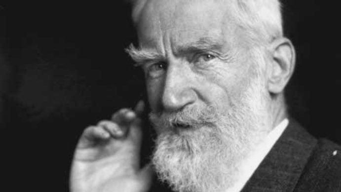 Premiul Nobel - George Bernard Shaw