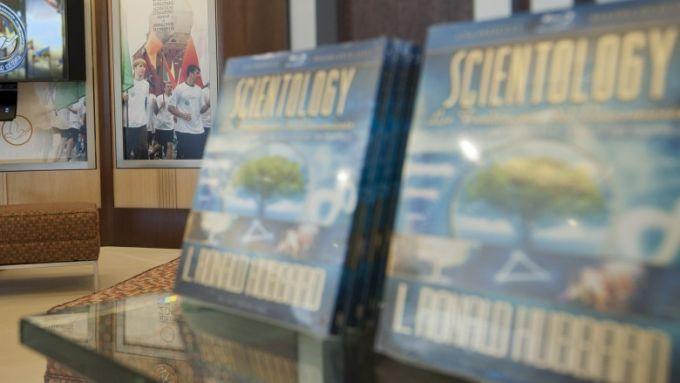 Scientologie - Carte