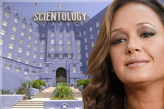 Scientologie - Leah Remini
