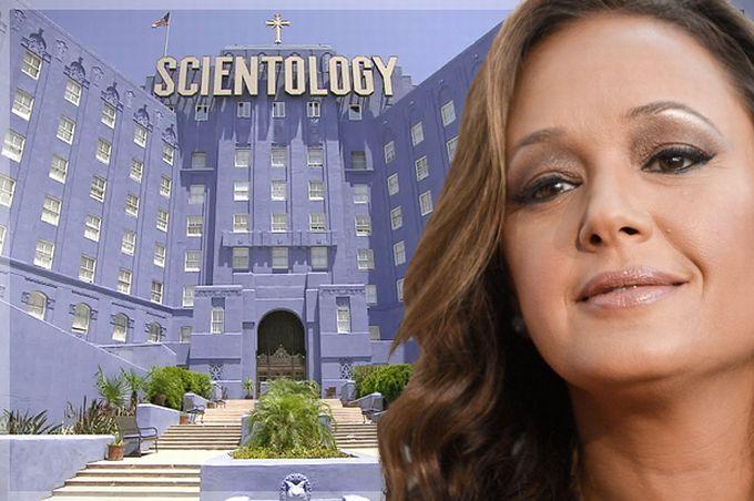 Scientologie - Leah Remini