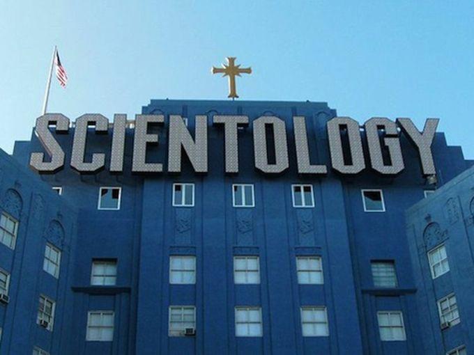 Scientologie - Sediu