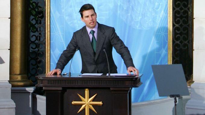 Scientologie - Tom Cruise