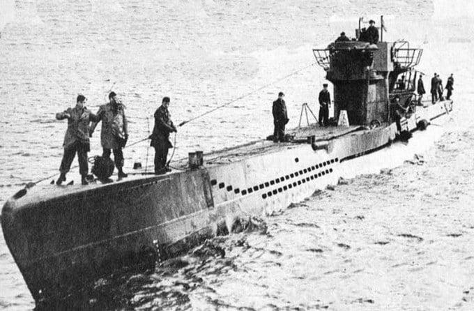 Submarin german