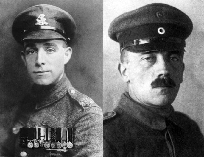 Tandey vs Hitler