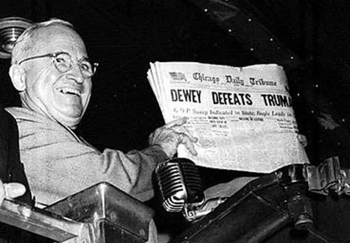 Truman vs Dewey