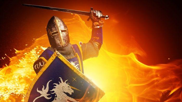 combustia spontana - medieval