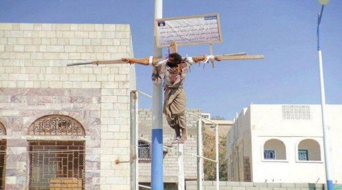 despre moarte - crucificare
