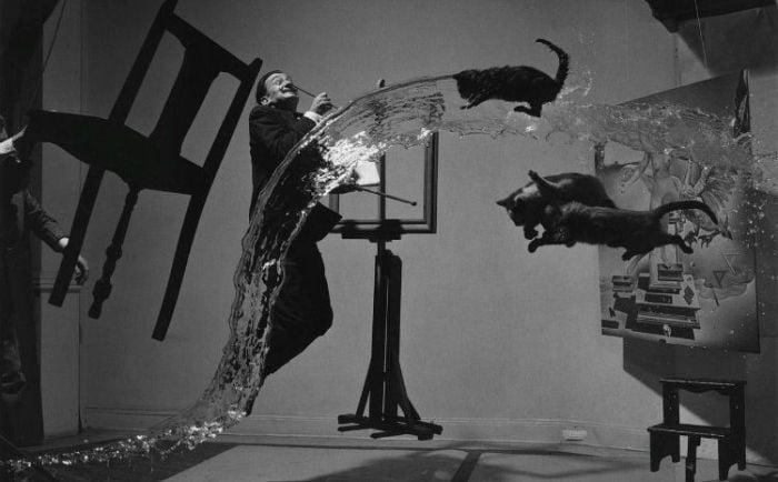 fotografii celebre - dali atomic