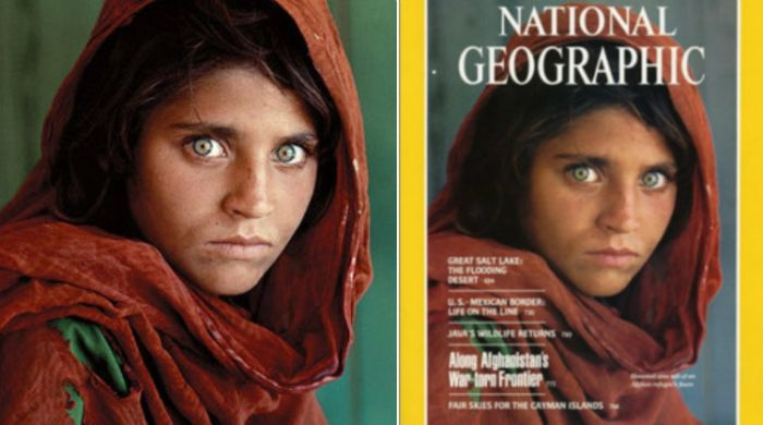 fotografii celebre - fara afgana