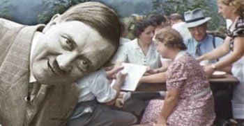 7 lucruri ciudate și mai puțin cunoscute din viața intimă a lui Adolf Hitler