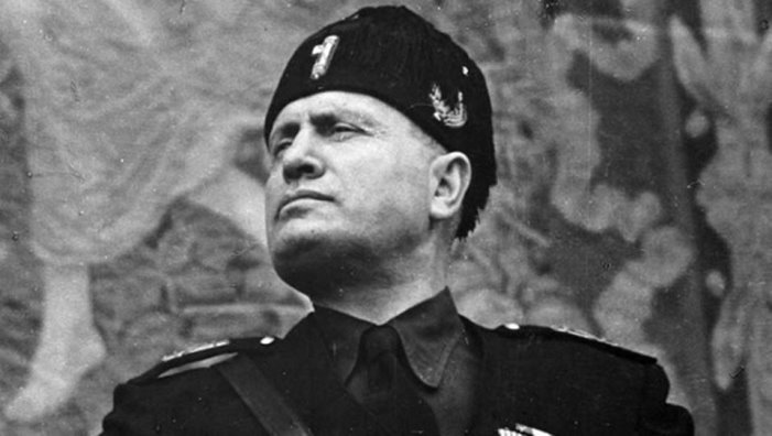 Dictatori celebri - Benito Mussolini