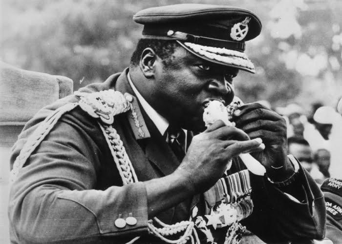 Dictatori celebri - Idi Amin
