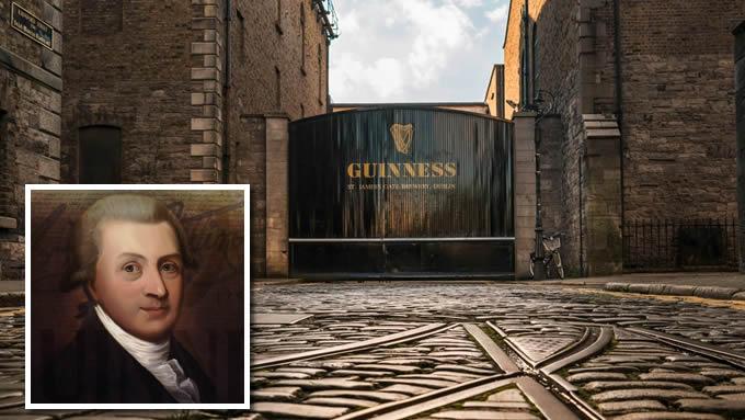 Familii influente - Guinness
