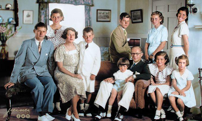 Familii influente - Kennedy