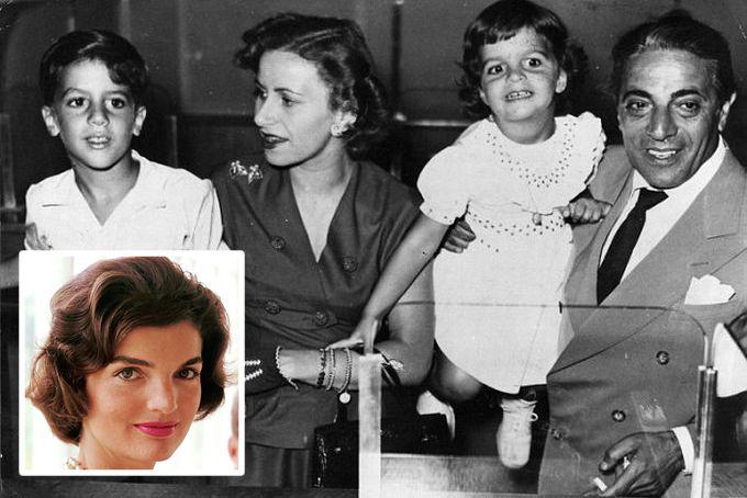 Familii influente - Onassis