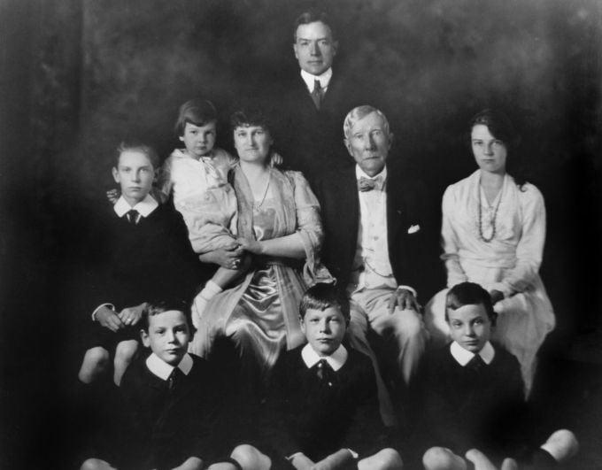 Familii influente - Rockefeller