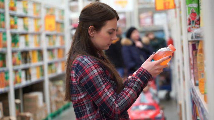 Hoții de buzunare - supermarket