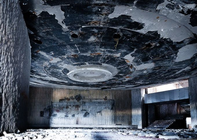 Locuri abandonate - Sala Bulgaria 2