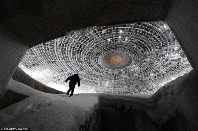 Locuri abandonate - Sala Bulgaria