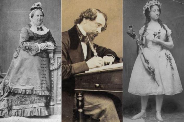 Personalitati istorice - Charles Dickens