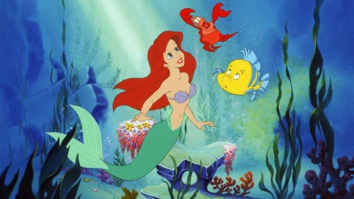 Povesti pentru copii - Mica Sirena