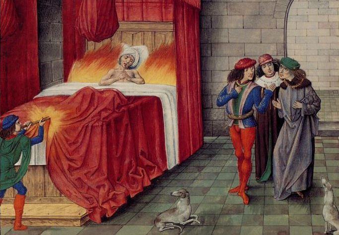 Regi si regine - Carol de Navara