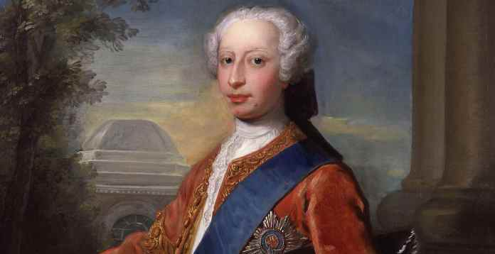 Regi si regine - Frederick de Wales