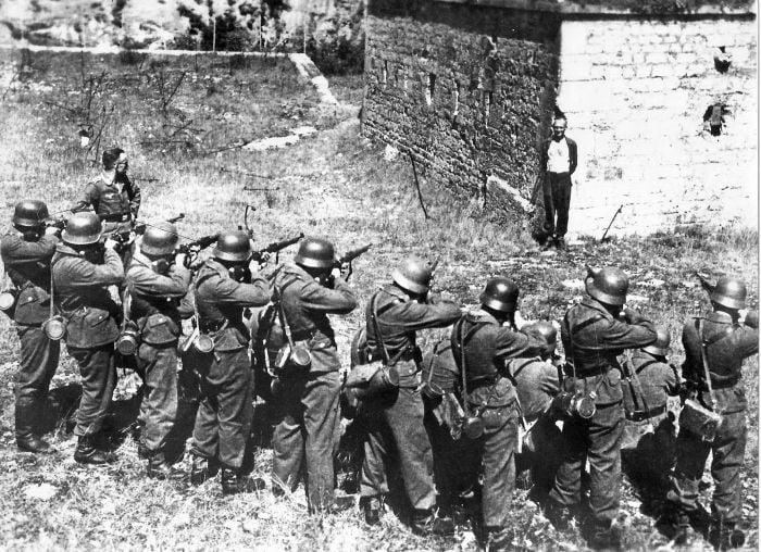 fotografii istorice - george blinf