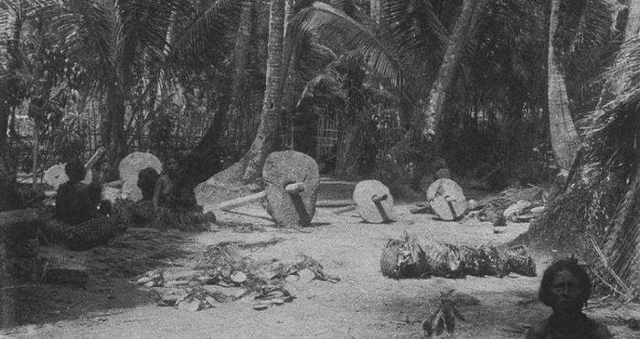 istoria banilor - pietrele rai