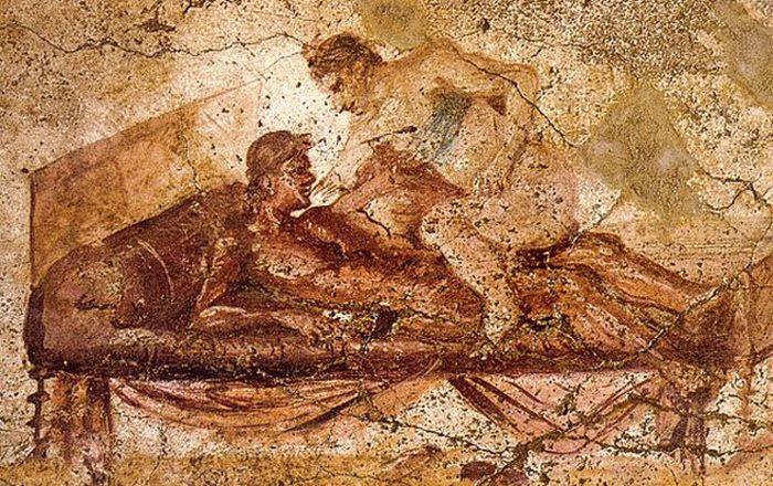 reclame vechi - lupanarul din pompei