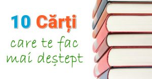 10 carti care te fac mai destept - featured
