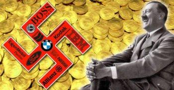 """""""Ochiul dracului"""": 5 mari companii care au făcut afaceri cu regimul nazist"""