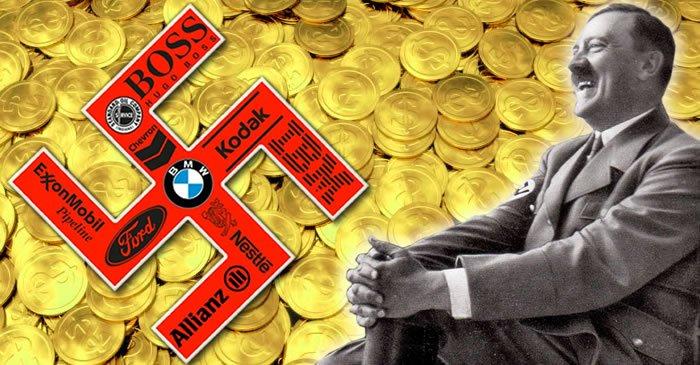 5 mari companii care au făcut afaceri cu regimul nazist - featured