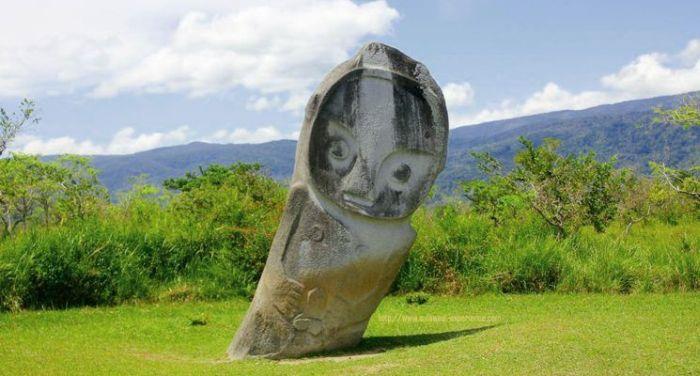 Descoperiri arheologice ciudate - Sulawesi