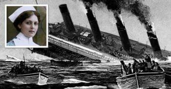 Femeia care a scăpat de pe Titanic și din alte două naufragii celebre featured_ok