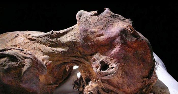 Istoria Egiptului antic - Mumie urlet